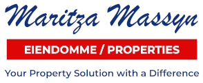 Maritza Massyn Properties, Estate Agency Logo