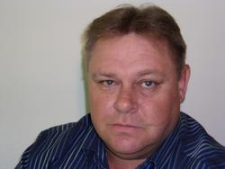 Rick Pretorius, estate agent