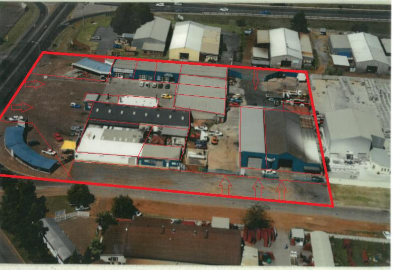 Commercial Property For Sale in Meyerton Central, Meyerton