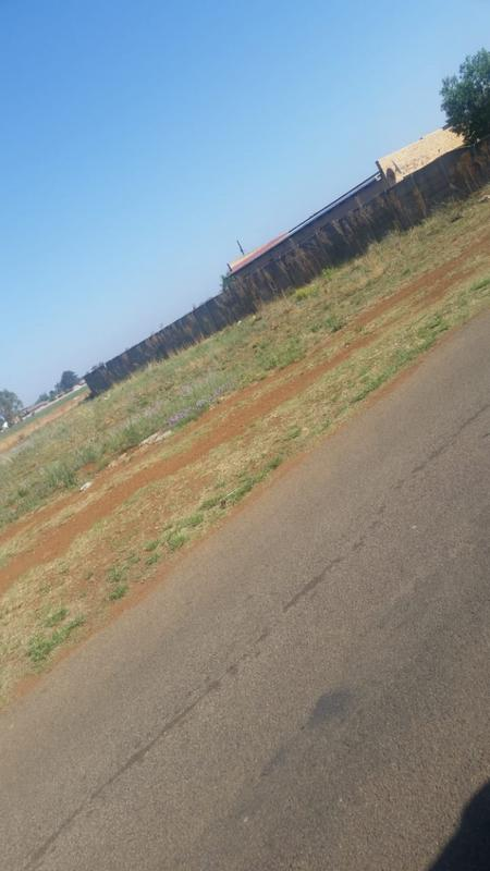 Vacant Land / Plot For Sale in Noldick, Meyerton