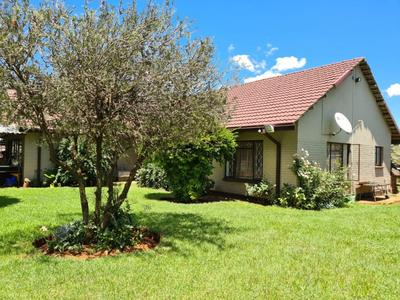 Property For Sale in Valley Settlement, Randvaal